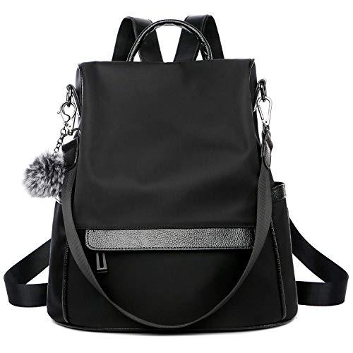 e236aff903 KAMIERFA 2019 Fashion Backpack Purse for Women Anti Theft