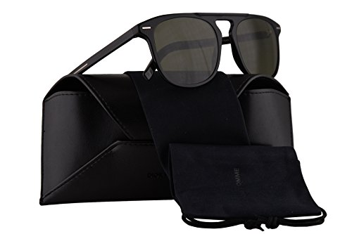 Christian Dior Homme Blacktie249S Sunglasses Black w/Green Lens 52mm 807QT Blacktie 249S Black Tie249S Black Tie 249S 249/S (Christian Tie Mens Dior)