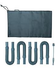 Colapz Akcesoria do przyczep kempingowych, składane, elastyczne i przedłużane systemy rur ściekowych do przyczep kempingowych i kamperów