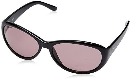 Fastrack Oval Unisex Sunglasses – (P188PK2F|Pink & Black)