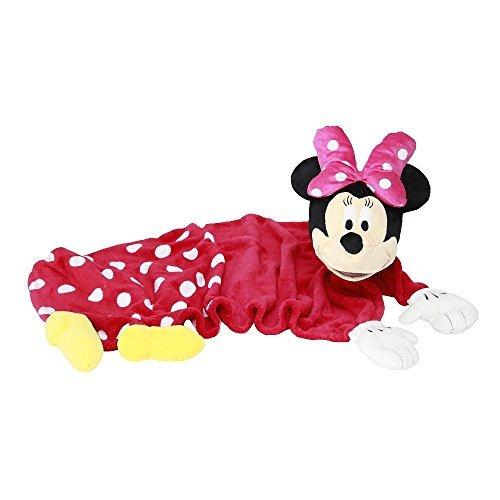 Cuddleuppets Minnie Mouse Plush ()