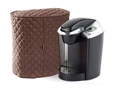 Covermates – Coffee Maker Cover – 15W x 10D x 15H – Diamond Collection – 2 YR Warranty – Year Around Protection – Bronze