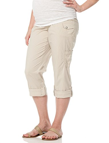 Maternity Capri Pants - 6