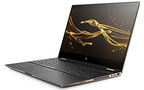 2018 HP Spectre x360 15-CH011NR 4K 2 in 1 Convertible Laptop - Intel Core i7-8550U, GeForce MX150, 512GB SSD, 16GB RAM, Windows 10 (Renewed)