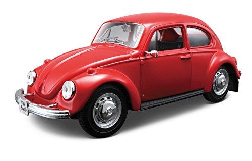 Maisto Assembly Line Volkswagen Beetle Diecast Model Kit (1:24 Scale)