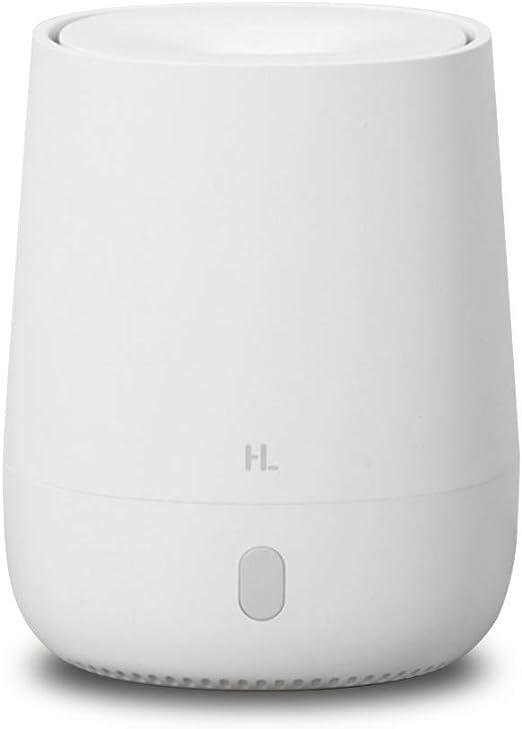 ZLJFF Xiaomi Youpin HL Portátil Mini Aire Aromaterapia Difusor Aromaterapia 120 Ml Quiet Aroma Mist Maker 7 Light ...