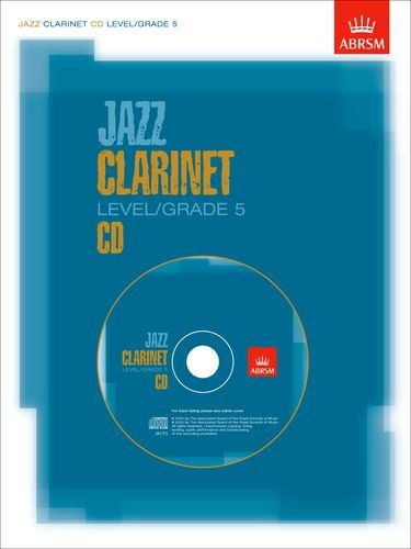 Jazz Clarinet CD (Level/Grade 5) for sale  Delivered anywhere in Canada