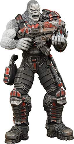 NECA Gears of War Series 1 Action Figure Locust Drone [Toy]