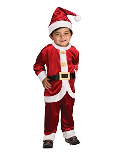 Child's Little Santa Costume, Small