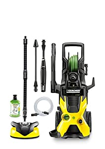 k rcher k5 premium eco home water cooled pressure washer discontinued by manufacturer amazon. Black Bedroom Furniture Sets. Home Design Ideas