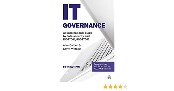It governance an international guide to data security and iso27001 it governance an international guide to data security and iso27001iso27002 alan calder steve watkins 9780749464851 amazon books fandeluxe Choice Image