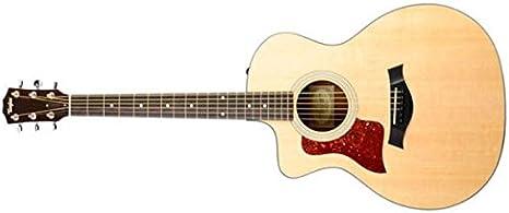 Taylor 114ce LH · Guitarra acústica para zurdos: Amazon.es ...
