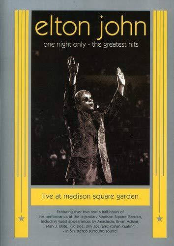 The Best Elton John 1974 Madison Square Garden