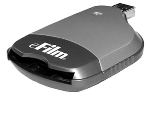 Delkin Devices Reader 31 USB 1.1 CompactFlash Pocket Reader/Writer (DDREADER-31) (Delkin Usb)