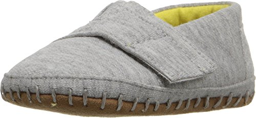 - TOMS Baby Crib Alpargata-K, Grey Jersey 3 M US Infant
