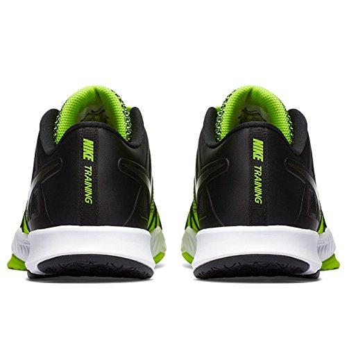 Nike Mænds Zoom Tog Utrolig Hurtig Træning Sko Sort / Sort-volt-hvid BKDA7