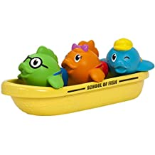 Munchkin School of Fish, Yellow/Blue/Orange/Green