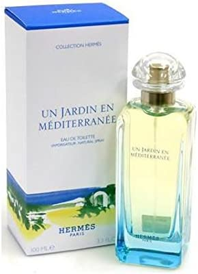 parfum hermes jardin mediterranée