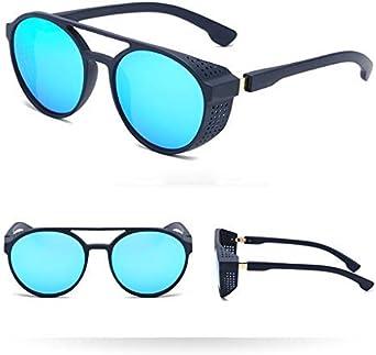 Landscap Men Polarized Vintage Eye Sunglasses Retro Stylish Eyewear Fashion Radiation Protection