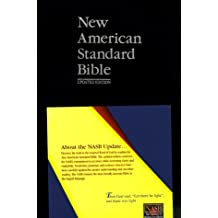 Side Column Reference Bible-NASB-Large Print