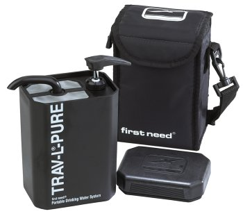 First Need Trav-L-Pure Portable Water Purifier by First Need
