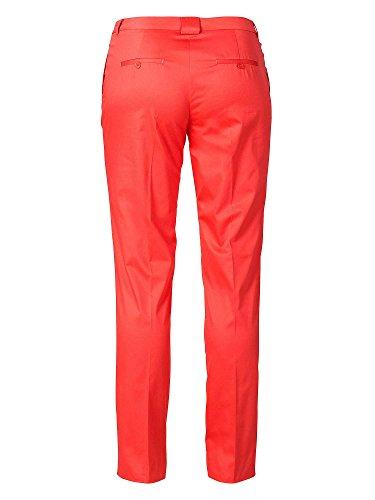 sheego Class Pantalón tipo chino tallas grandes nueva colección Mujer Coral