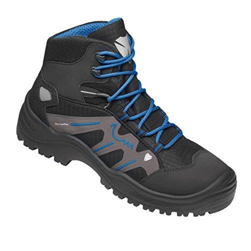 S3 SRC Noir SX420 de Maxguard HRO Chaussures Membranées Montantes Bleu Sécurité Tnz4n7wY0