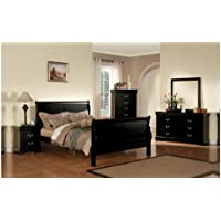 ACME Louis Philippe III Black  Dresser