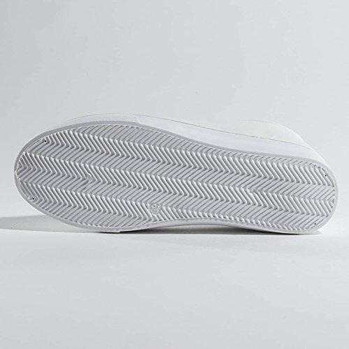 PIECES Damen Schuhe/Sneaker psMonet Weiß