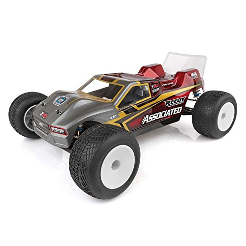 Associated Mount Engine Team (Team Associated 70002 RC10T6.1 Team Edition Off Road Truck Kit, 1/10 Scale, 2WD)