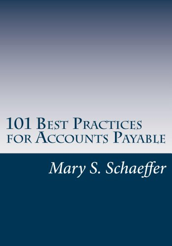 Download 101 Best Practices for Accounts Payable Pdf