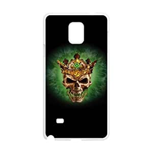 Samsung Galaxy Note 4 Cell Phone Case White Prince of Oblivion V7N6ED