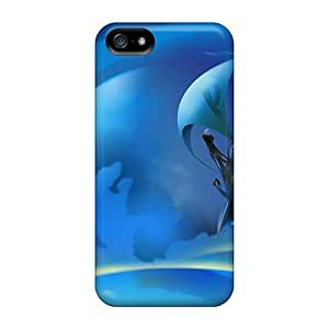 Hard Plastic Iphone 5/5s Case Back Cover,hot Full Sails A Wind Of Fantasy Case At Perfect Diy