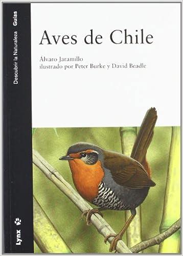 Aves de Chile (Descubrir la Naturaleza): Amazon.es: Jaramillo, Alvaro, Burke, Peter, Beadle, David, Donoyan, Jacqueline: Libros