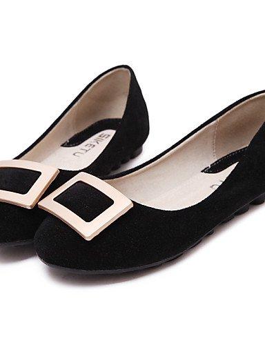zapatos de tal ante de mujer PDX Zwd5q0Pn