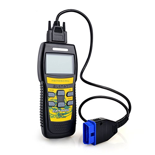 OBD II Scanner Car Engine Fault Code Reader CAN Diagnostic Scan Tool, Read and Clear Error Codes for 1996 or Newer OBD2 Protocol Vehicle (Code Scanner Obd Ii compare prices)
