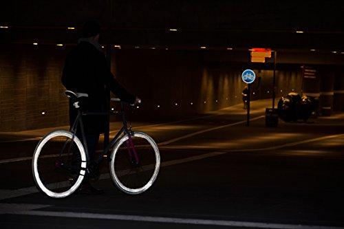Albedo100 - Reflective Spray for Sports Equipment (Bike, Wheels, Kayaks, Gates...) - 200ml by Albedo100 (Image #2)