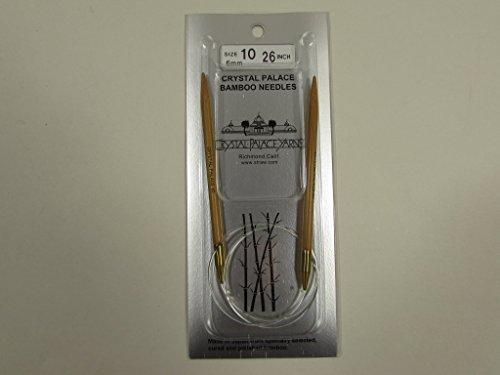 Crystal Palace Bamboo Circular Needle 26