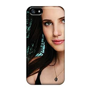 NEnoRuL2700uHJbW Emma Roberts Wide High Quality Awesome High Quality Iphone 5/5s Case Skin by hollowden