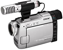 Sony ECM-MS908C Stereo Video Microphone with Switchable Pick-Up Angle (Discontinued by Manufacturer)