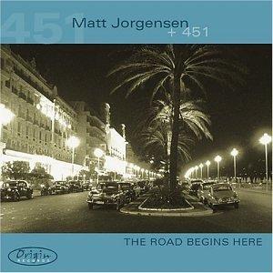 The Road Begins Here - Equipment Jorgensen