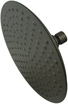 Kingston Brass K136a5 Designer Trimscape Showerscape 8 Round Shower Head Oil Rubbed Bronze Rain Shower Head Oil Rubbed Bronze Amazon Com