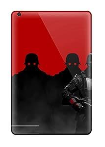 Series Skin Case Cover For Ipad Mini 3(2013 Wolfenstine The New Order) 8185189K84287503