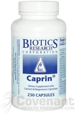 Biotics Research – Caprin 250 Caps