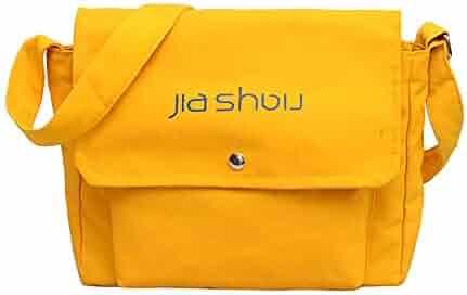 e1eb8780c924 Shopping Canvas - Yellows - Crossbody Bags - Handbags & Wallets ...