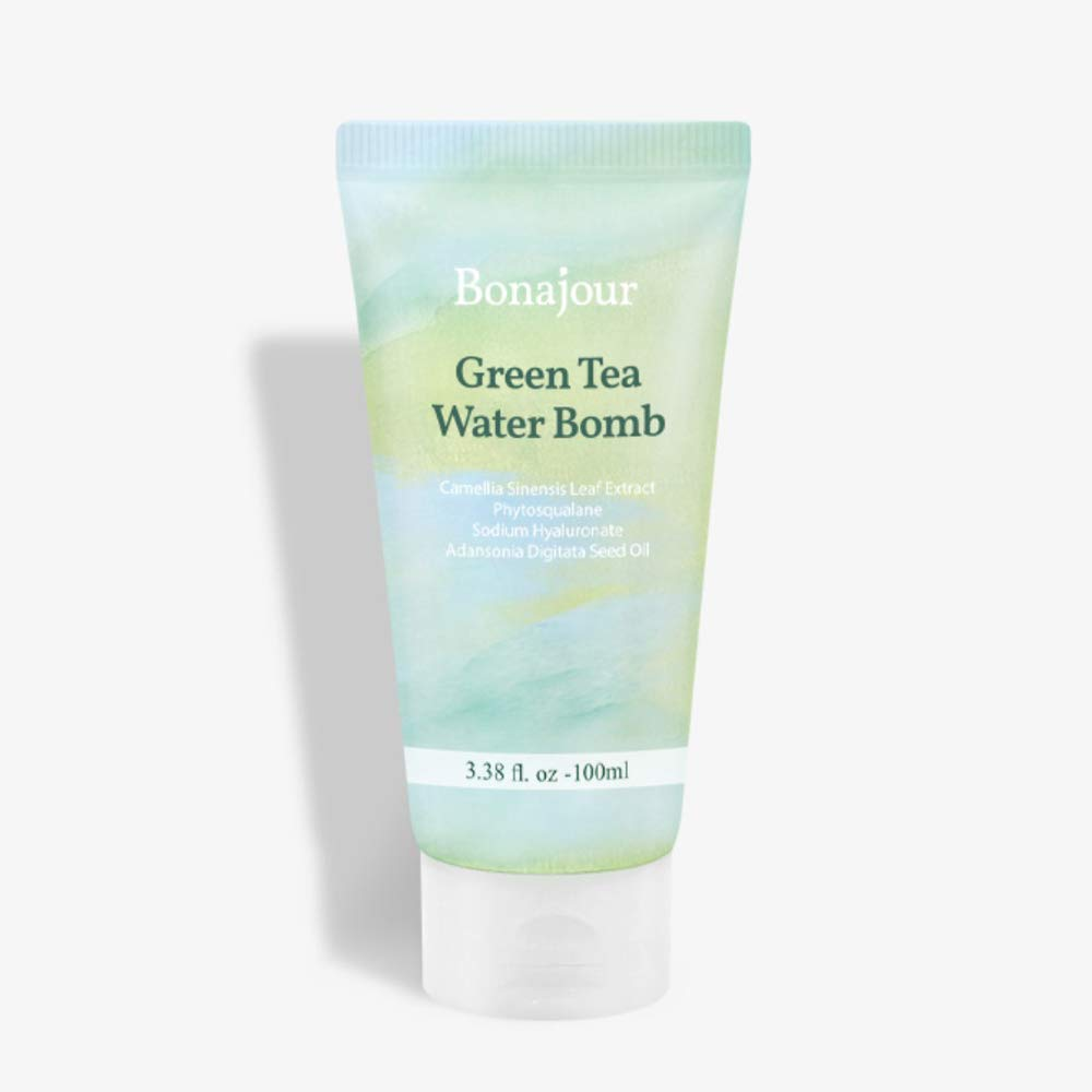Bonajour Green Tea Water Bomb Moisturizer
