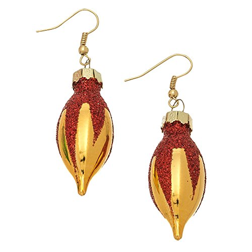Holiday Earrings Christmas (Ornament Style 8) for $<!--$9.50-->