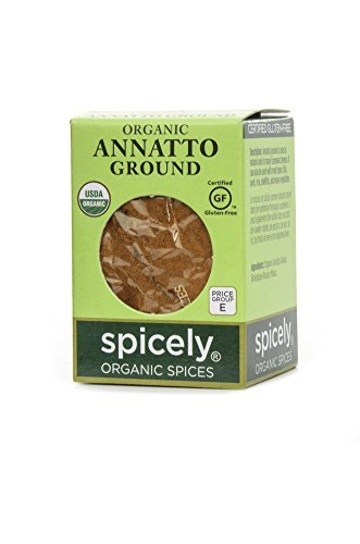 Photo of Spicely Organic Annatto Powder