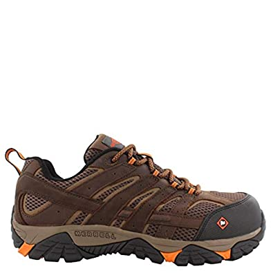 d8eeb7301f Merrell Work Men's Moab Vertex Vent Composite Toe