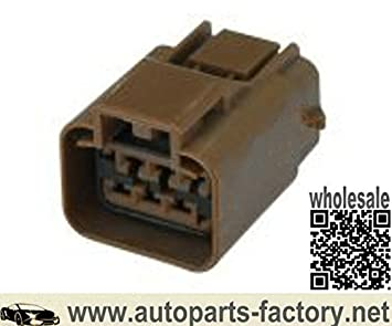 Conector de 6 pines 5013984 AA 1p1645 Chrysler, Dodge Jeep ventana ...